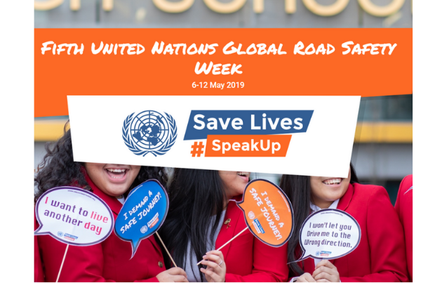 Save Lives – #SpeakUp