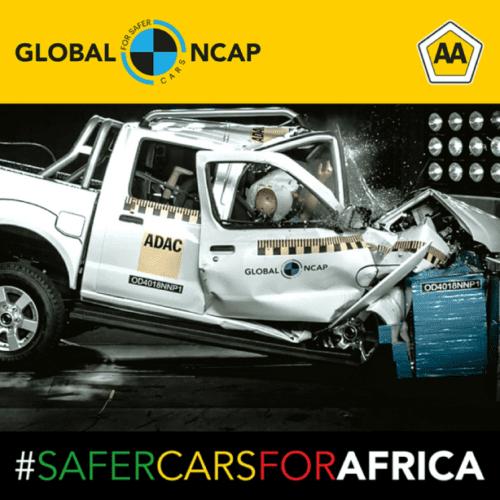 #SaferCarsforAfrica