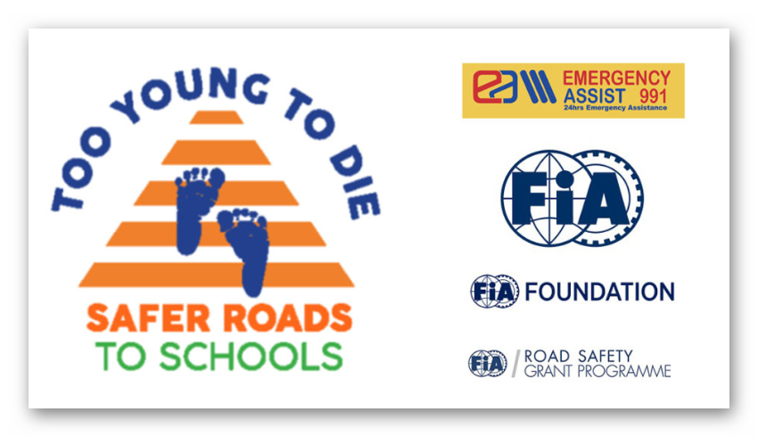 Safer Roads To Schools – Too Young To Die!