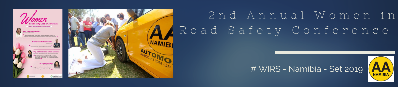 Namibia 2nd Annual Women in Road Safety Conference and Expo