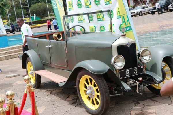 AA-Kenya-Motor Show-vehicle-display-1a
