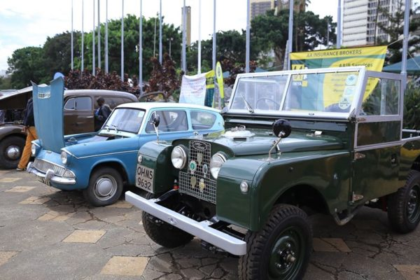 AA-Kenya-Motor Show-vehicle-display-4