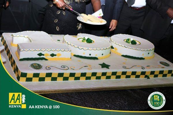 AA-Kenya-celebrates-100-years-cake