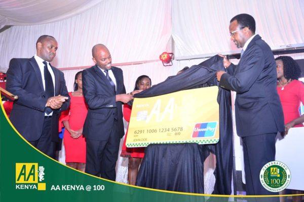 AA-Kenya-unveiling-Members-Debit-Card