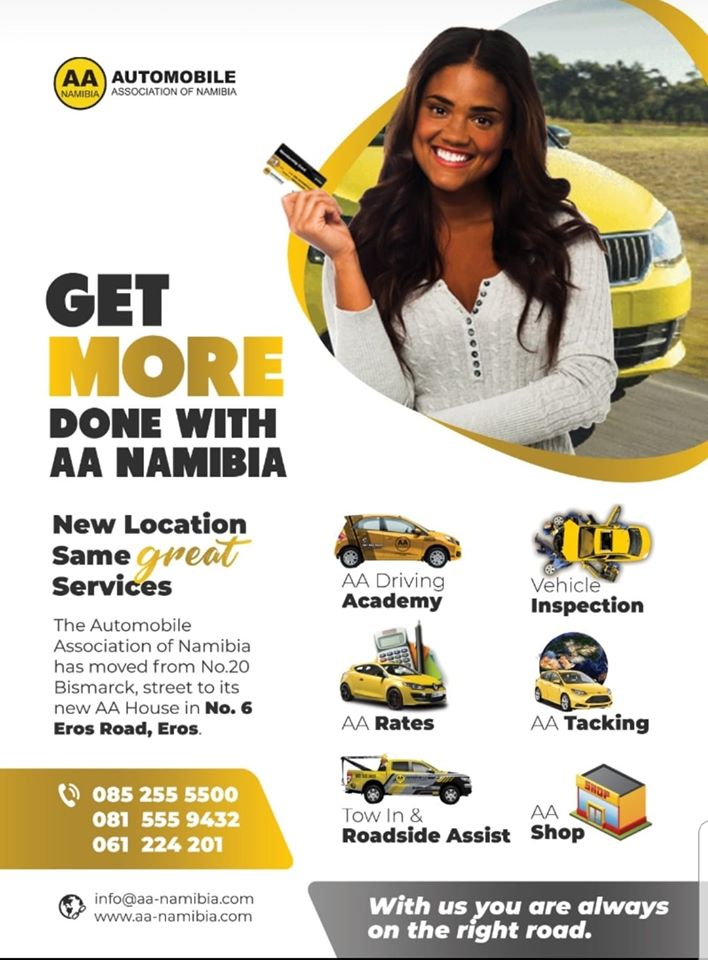 AA Namibia has moved to new premises