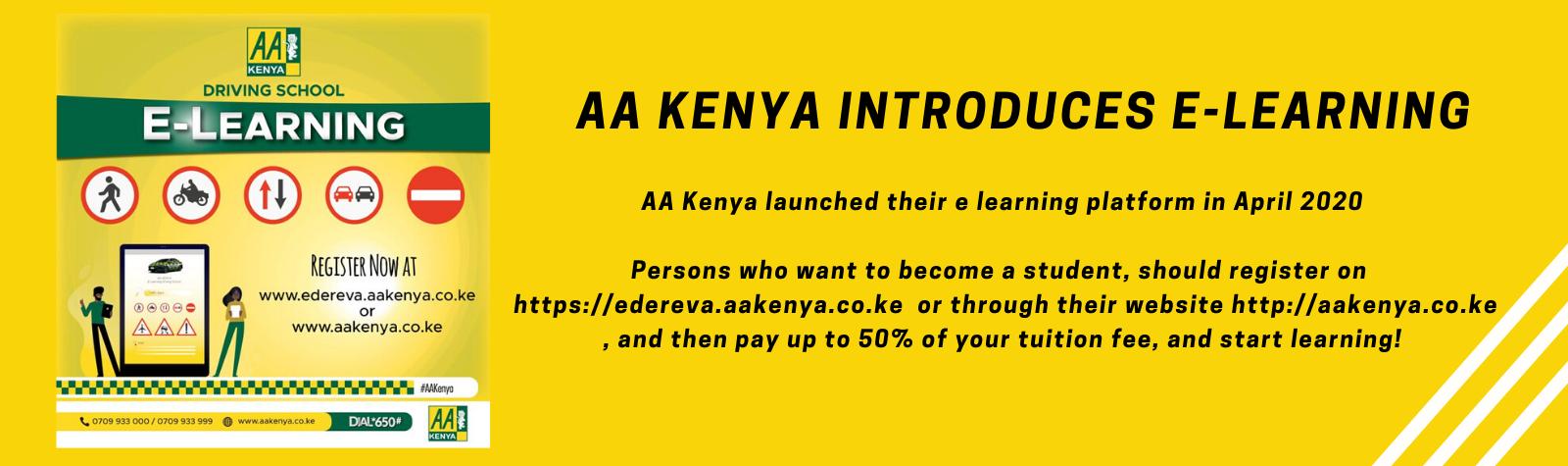 AA-Kenya-launches-elearning-driver-training-2020